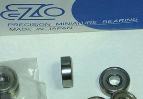 Миниатюрный шарикоподшипник закрытого типа EZO
