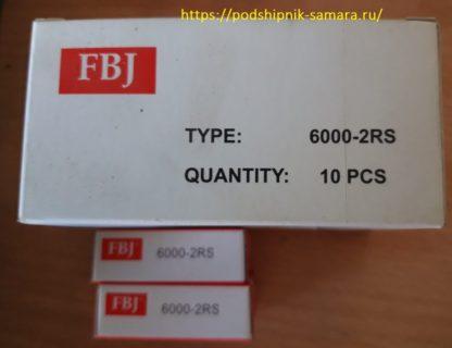Подшипник 6000-2rs fbj