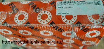 Подшипник NU317-e-m1 fag
