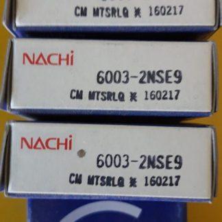 Подшипник 6003-2nse9 nachi
