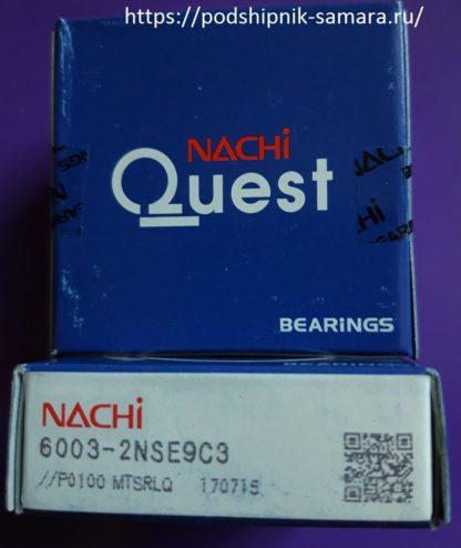 Подшипник 6003-2nse9c3 nachi