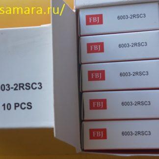 Подшипник 6003-2rsc3 fbj