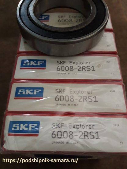 Подшипник 6008-2rs1 skf