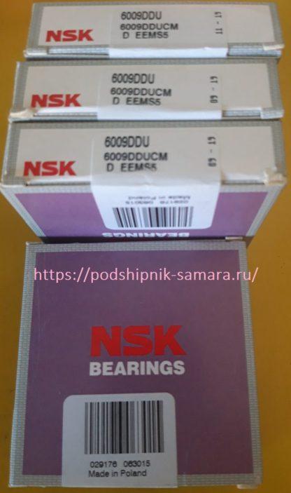 Подшипник 6009dducm nsk