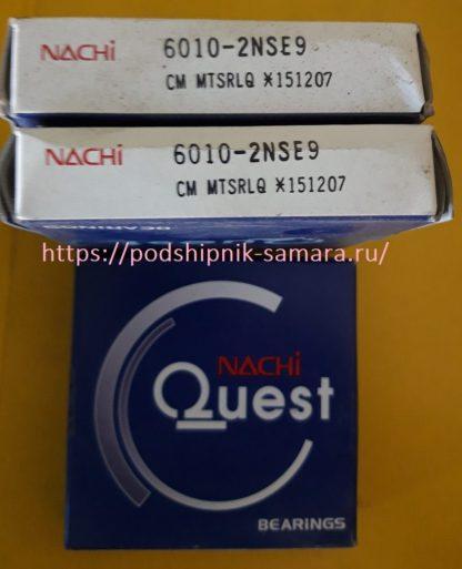 Подшипник 6010-2nse9 nachi