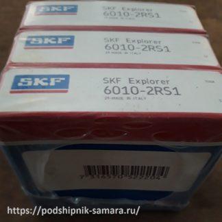 Подшипник 6010-2rs1 skf