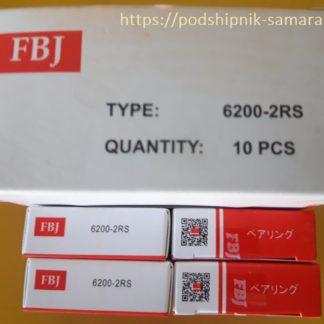 Подшипник 6200-2rs fbj