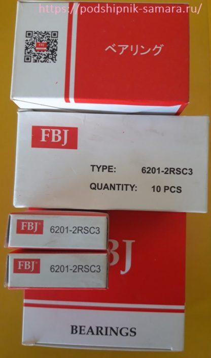 Подшипник 6201-2rsc3 fbj
