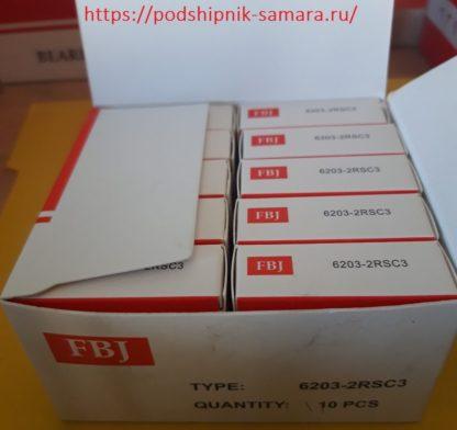 Подшипник 6203-2rsc3 fbj