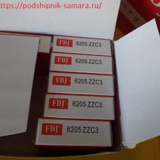 Подшипник 6205 zzc3 fbj