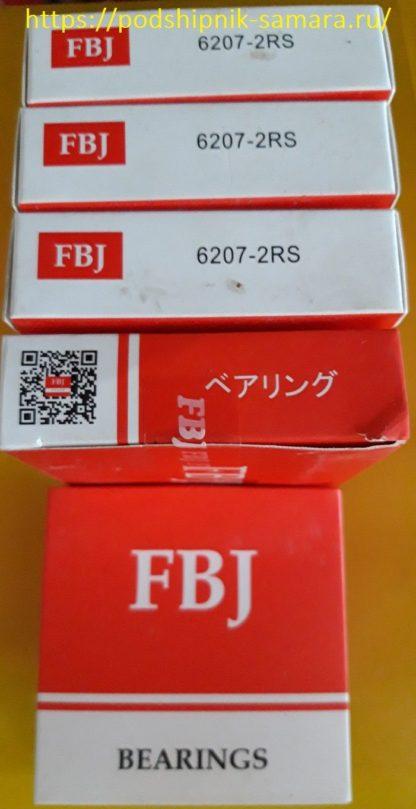 Подшипник 6207-2rs fbj