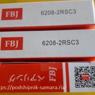 Подшипник 6208-2rsc3 fbj