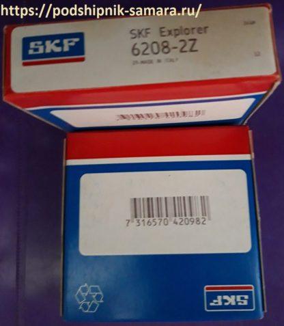 Подшипник 6208-2z skf