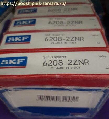 Подшипник 6208-2znr skf
