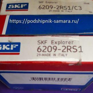 Подшипник 6209-2rs1 skf
