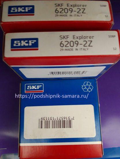 Подшипник 6209-2z skf