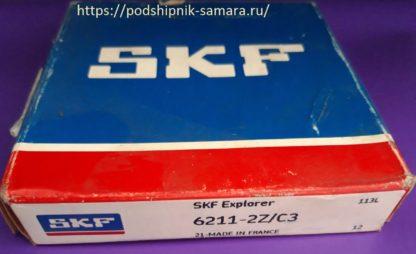 Подшипник 6211-2z-c3 skf