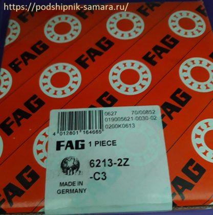 Подшипник 6213-2z-c3 fag