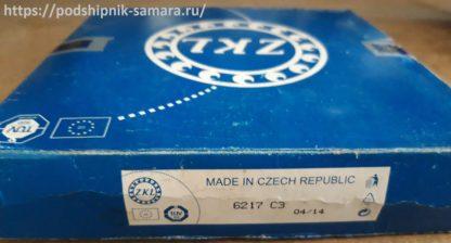 Подшипник 6217-с3 zkl