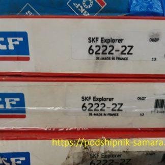 подшипник 6222-2z skf