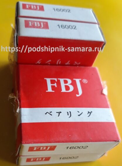 Подшипник 16002 fbj