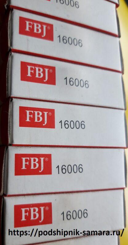 Подшипник 16006 fbj