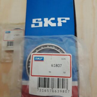 Подшипник 61807 skf