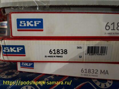 Подшипник 61838 skf