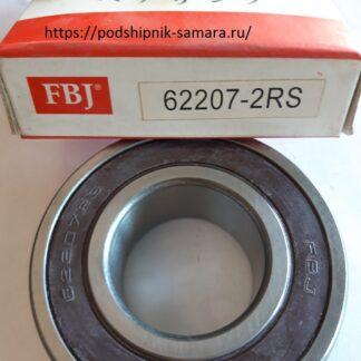Подшипник 62207-2rs fbj