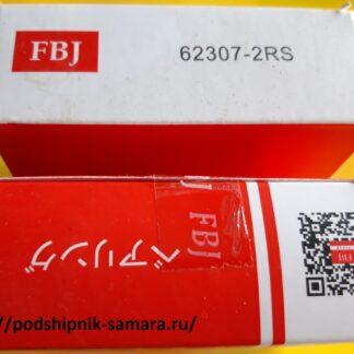 Подшипник 62307-2rs fbj