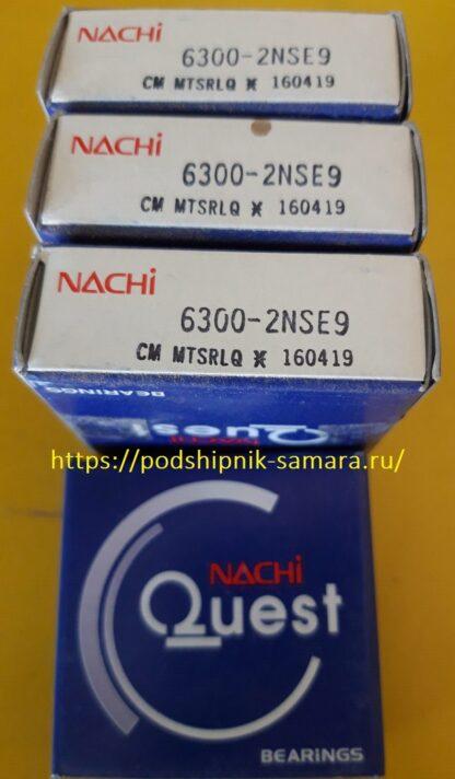 Подшипник 6300-2nse9 nachi