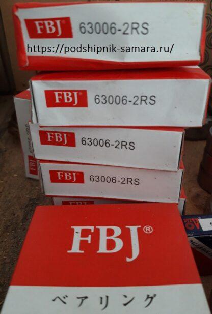 Подшипник 63006-2rs fbj