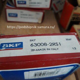 Подшипник 63008-2rs1 skf
