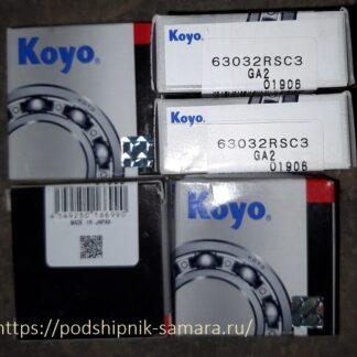 Подшипник 63032rsc3 koyo