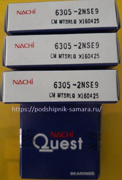 Подшипник 6305-2nse9 nachi