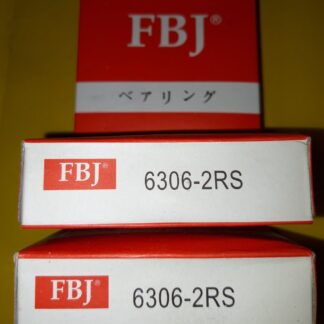 Подшипник 6306-2rs fbj