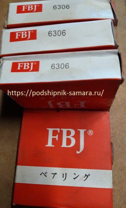 Подшипник 6306 fbj