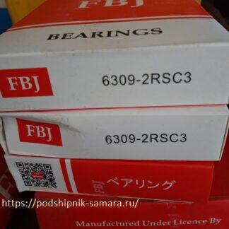 Подшипник 6309-2rsc3 fbj