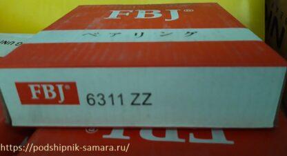 Подшипник 6311 zz fbj