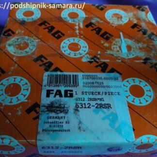 Подшипник 6312-2rsr fag