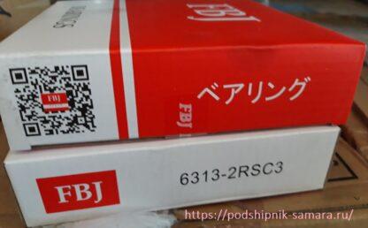 Подшипник 6313-2rsc3 fbj