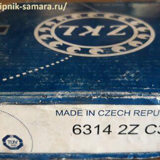 Подшипник 6314 2z c3 zkl