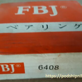 Подшипник 6408 fbj
