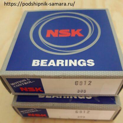 Подшипник 6812 nsk