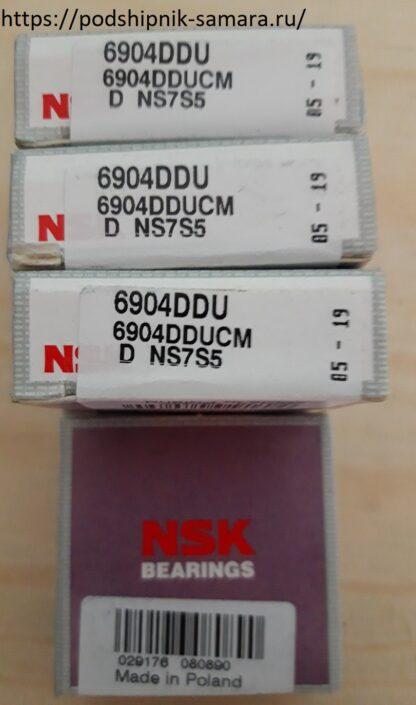 Подшипник 6904dducm nsk
