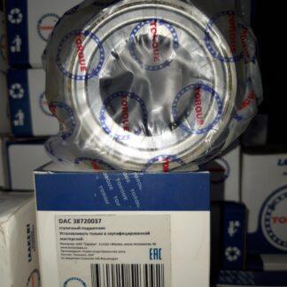 Подшипник dac 38720037 torque передний