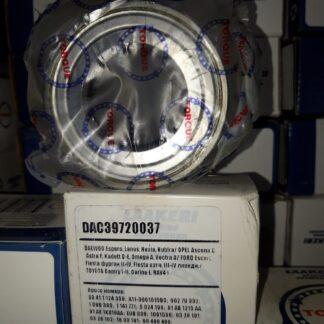 Подшипник dac 39720037 передний