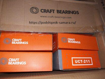 Подшипник UCT-211 craft купить