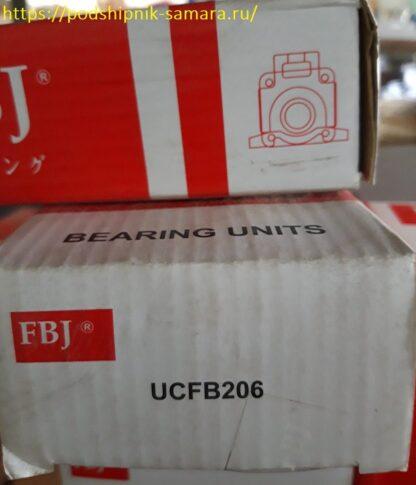 Подшипник ucfb206 fbj купить