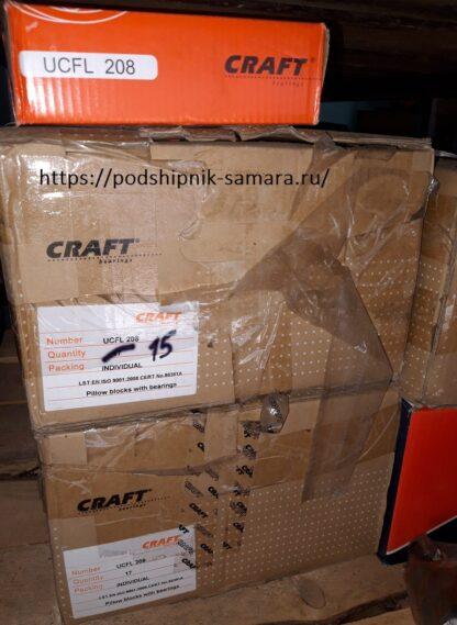 Подшипник ucfl208 craft купить